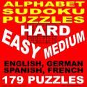 Alphabet Sudoku Puzzles