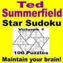 Star Sudoku Puzzles. Volume 1.