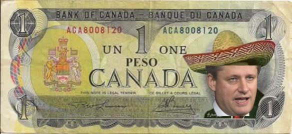 The New Canadian Dollar