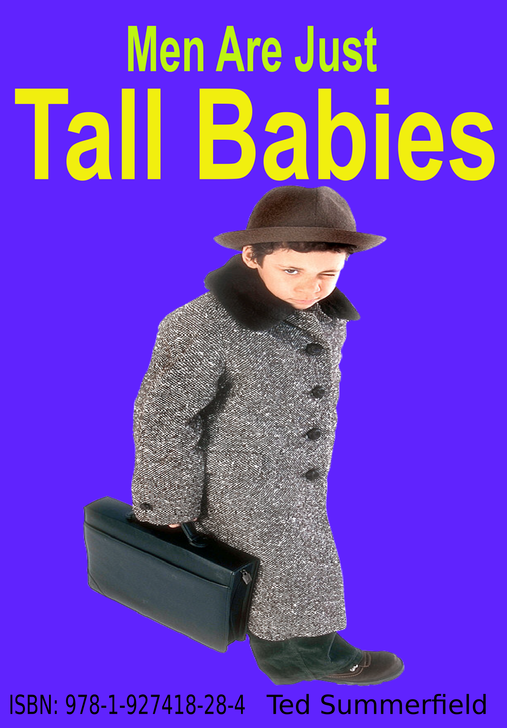 Cover for Tall Babies ebook